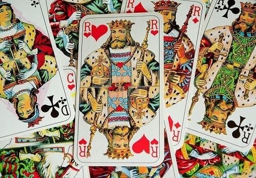 De spelregels van het kaartspel rikken